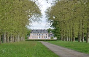 chateau de Touchebredier
